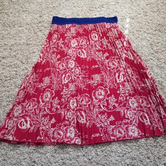 LLR Jill Pleated Skirt